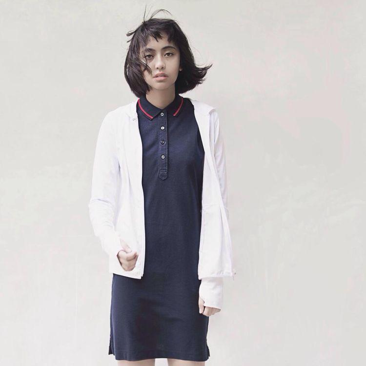 Dress Sederhana Untuk Wanita Tomboy