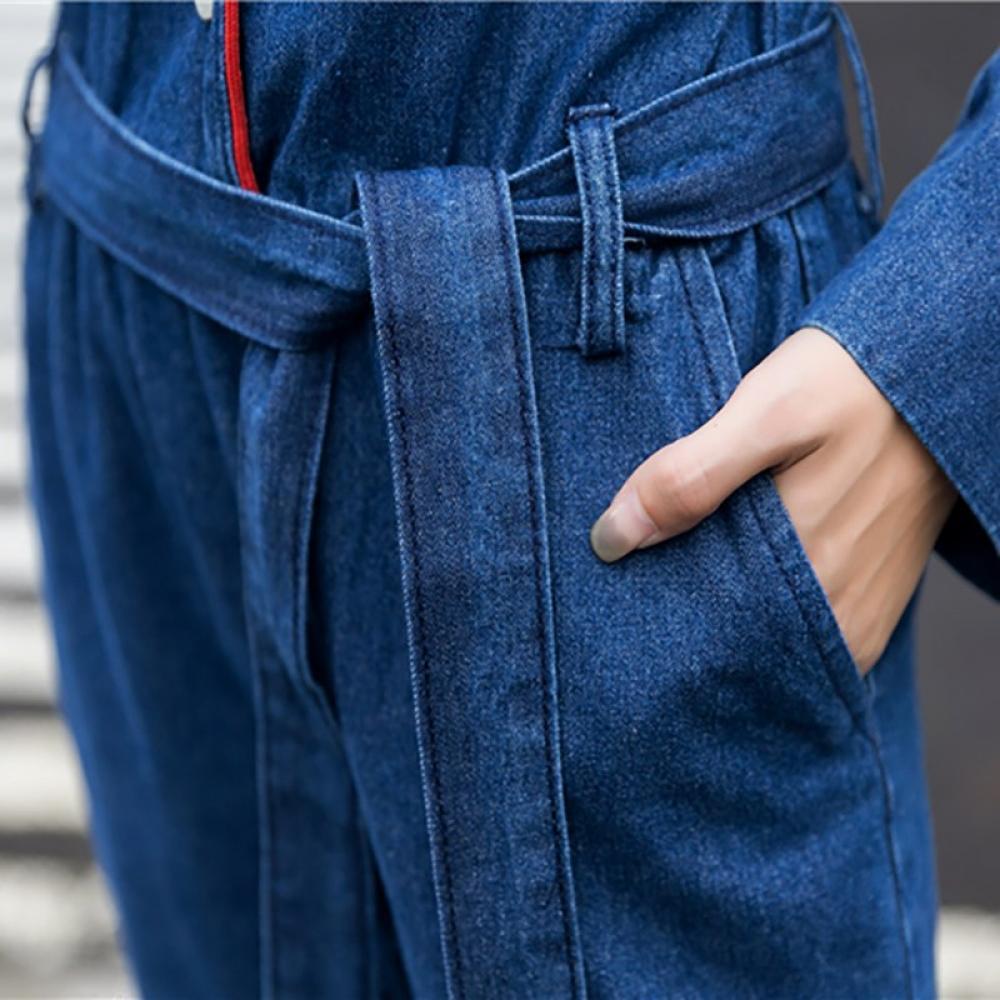 Tampil Vintage dengan Gaya Trend Celana Jeans Kodok