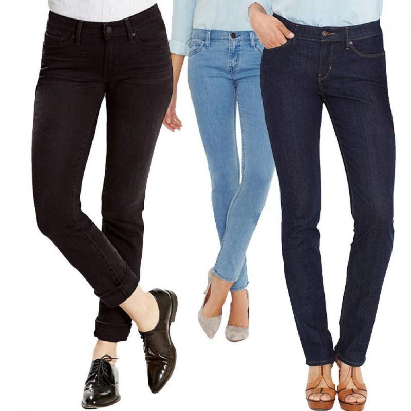 Yuk Wanita Kekinian, Lihat Tips Celana Jeans Keren ini