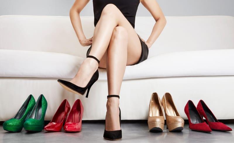 Model Sepatu Pesta yang Sangat Nyaman Saat Dipakai