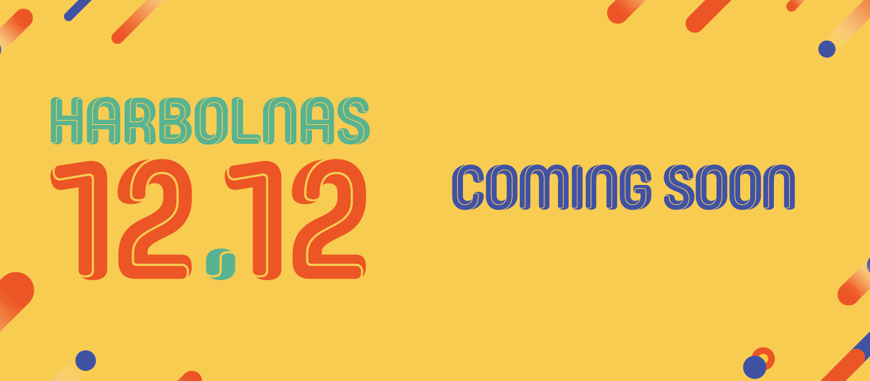 Promo Harbolnas 12 12 Is Coming Soon