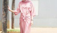 Model Baju Dress Panjang Simple 6